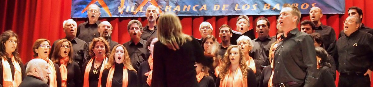 Canta en Andalucía 2018 (Ended, now working to update with the 2019 information)